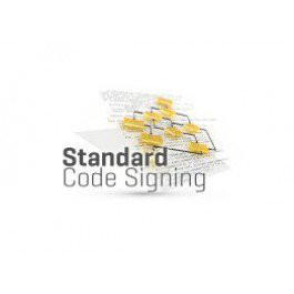 standard code signing
